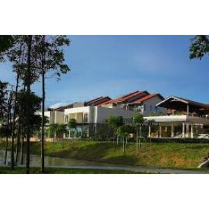 Award Winning Waterfront Detached Cluster @ Pinggiran Bayou, Leisure Farm, Iskandar Puteri, Johor