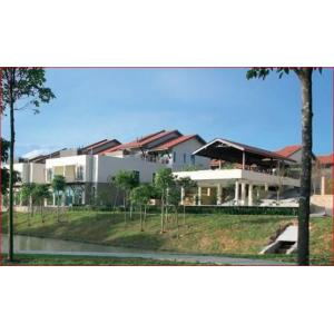 Award Winning Canal View Rooftop Garden Detached Cluster @ Pinggiran Bayou, Leisure Farm, Iskandar Puteri, Johor
