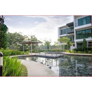 Residensi Bayou Three Storey Waterfront Semi Detached @ Leisure Farm, Iskandar Puteri, Johor