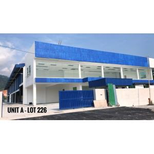 New Factory for Sale in Chemor, Perak